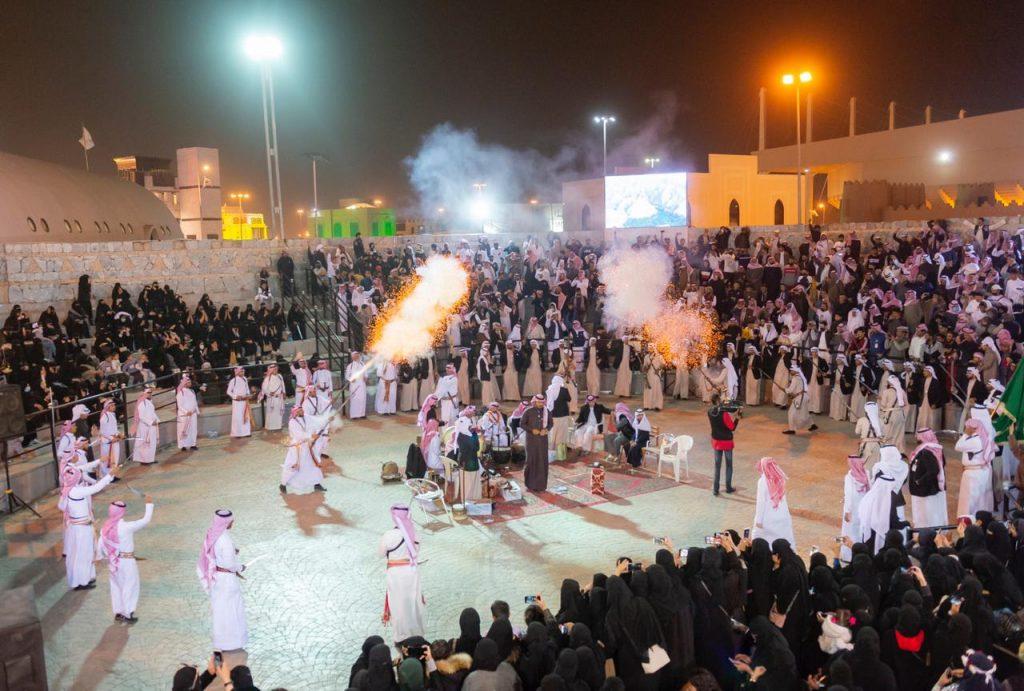 """قرية الباحة بالجنادرية """"33"""" تختتم فعالياتها لهذا العام بقوة مثلما بدأتها"""