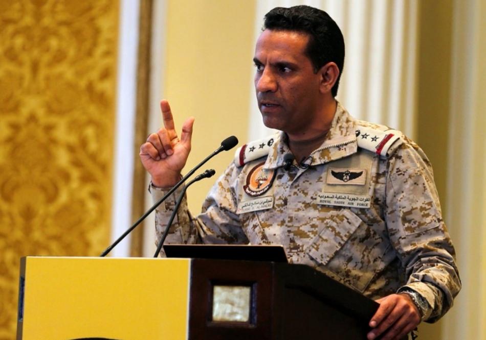 التحالف يدمر شبكة اتصالات عسكرية للحوثيين وكهف للتحكم بالطائرات دون طيار