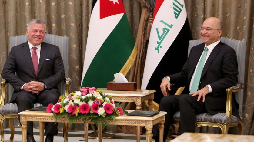 العاهل الأردني يزور بغداد لأول مرة منذ 10 سنوات