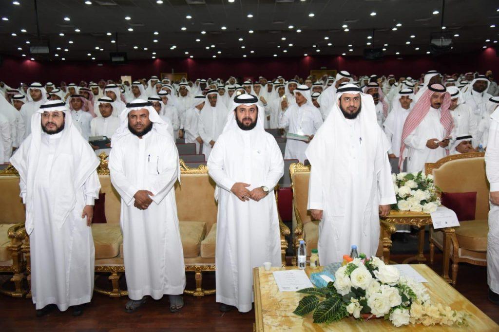 إدارة تعليم مكة تُكرم 360 طالباً متفوقاً دراسياً