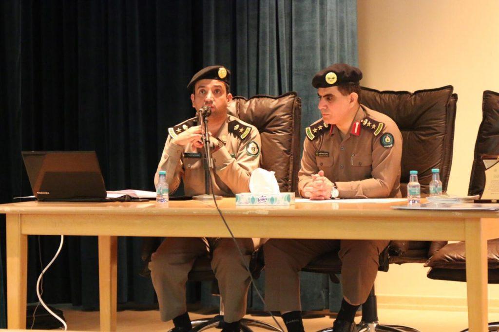 مدني رياض الخبراء ينظم برنامجاً عن القيادة الآمنة